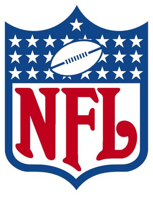 nfl logo Better luck next year (already).